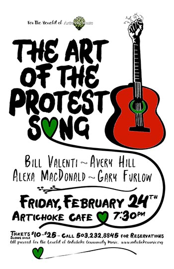 Art Of The Protest Song