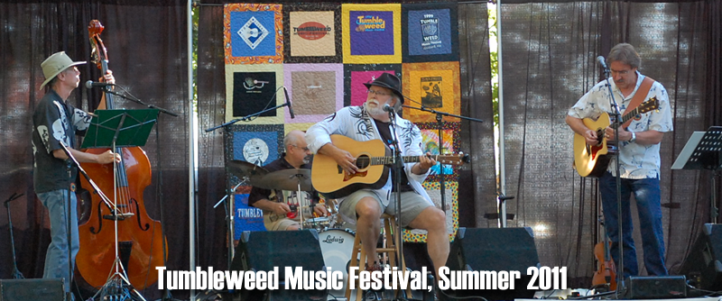 The Loafers @ The Tumbleweed Music Festival